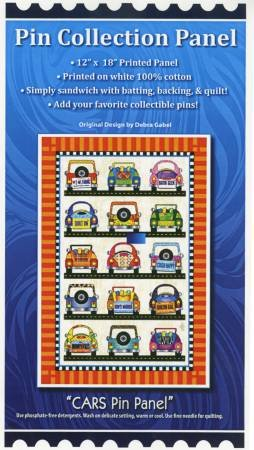 Cars Pin Panel