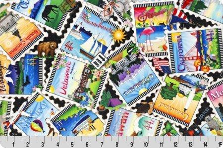 Zebra Patterns Stamps Digital Cuddle 58/60 USA