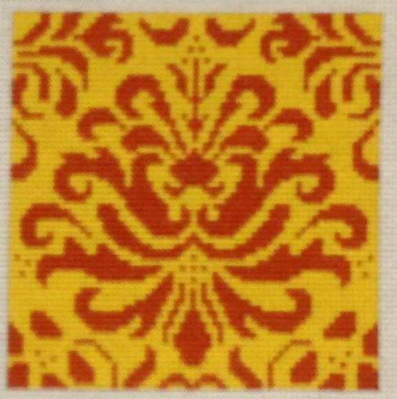 JPM364 Trivot Golds Damask