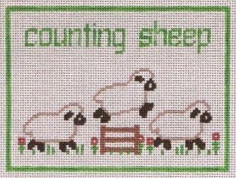 537 Counting Sheep Sign