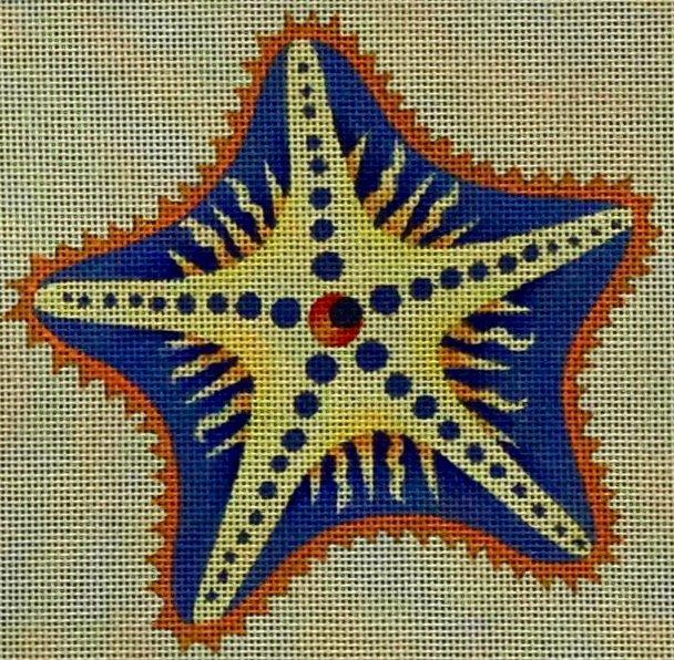 Flaming Starfish