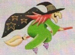741C Witch on Broom