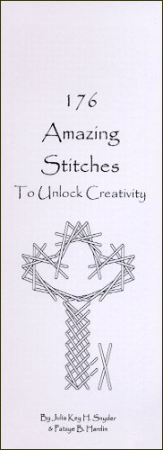 176 Amazing Stitches Book