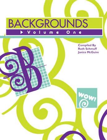 Backgrounds Book Ruth Schmuff
