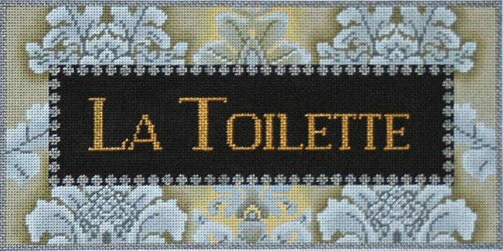 963B La Toilette
