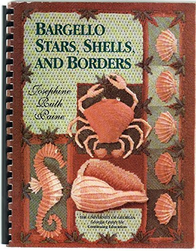 Bargello Stars Shells and Borders