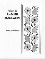 Art of English Blackwork  Zimmerman