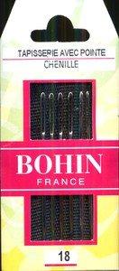 Needles Bohin 18 Chenille