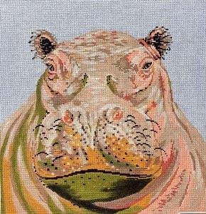 C450W Hippo Portrait