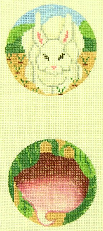 B311C Bunny Turnip Two-Sided