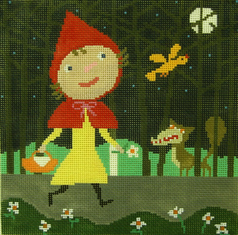 ND806 Red Riding Hood