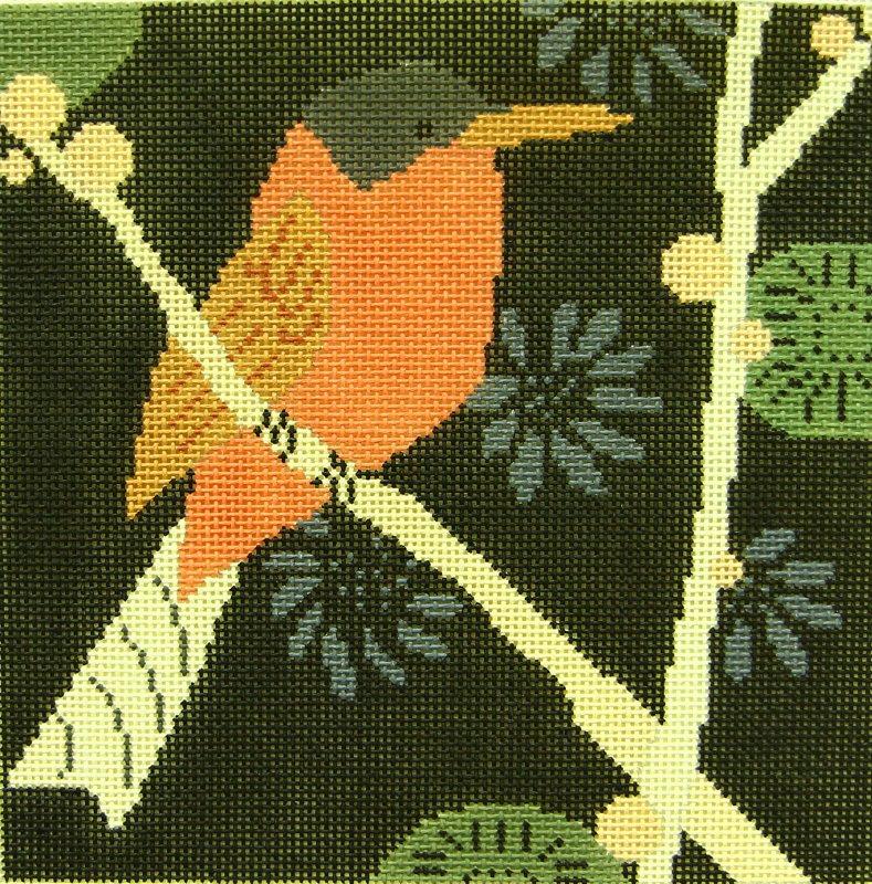 AS739 Robin in Tree
