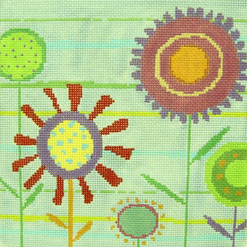 AS602 Floret Dusk Flowers