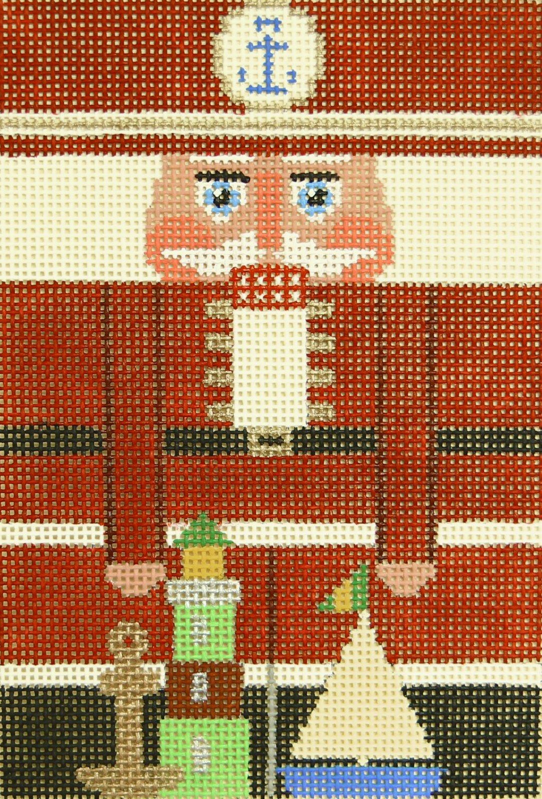 CNT117 Rollup Santa Sailor