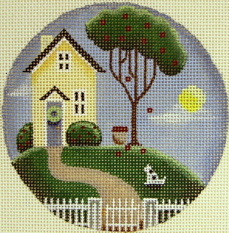 RW1023B Seasonal Cottage Summer
