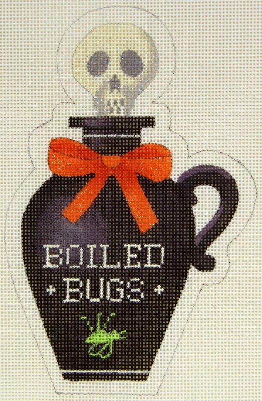 KB322 Boiled Bugs Jar