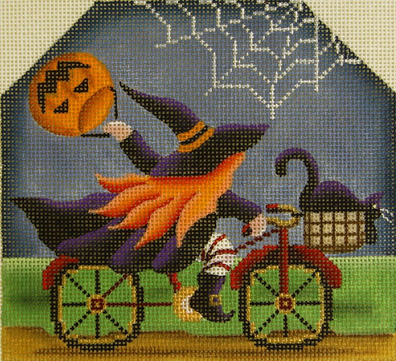 RW743A Bicycle Trick or Treat