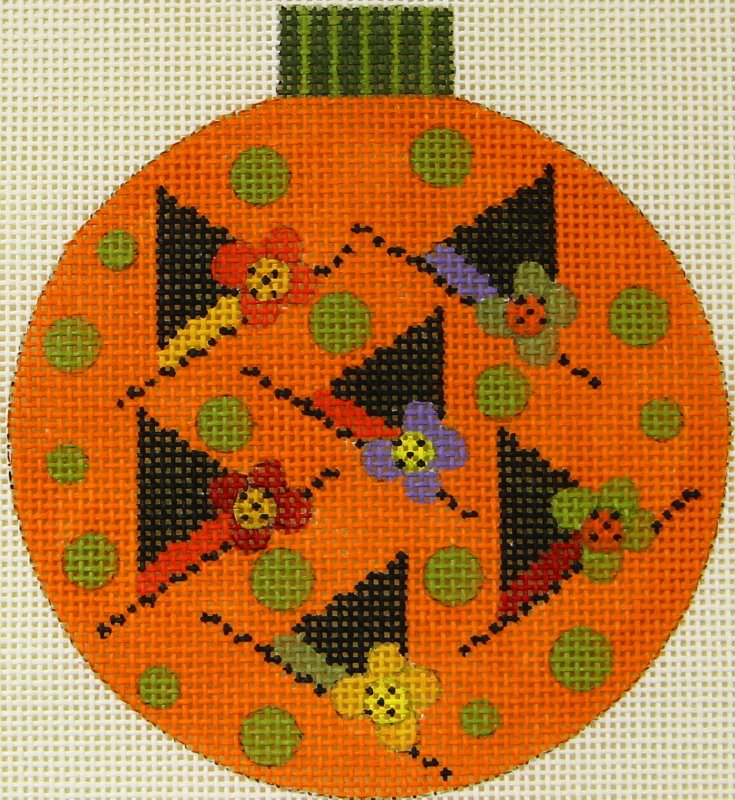 1925D Halloween Ornament