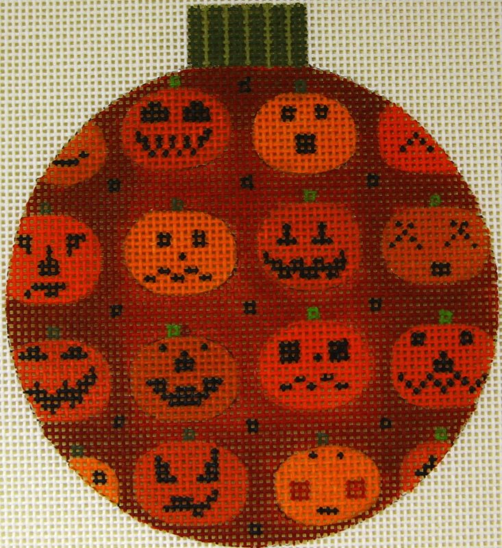 MS1925C Halloween Ornament