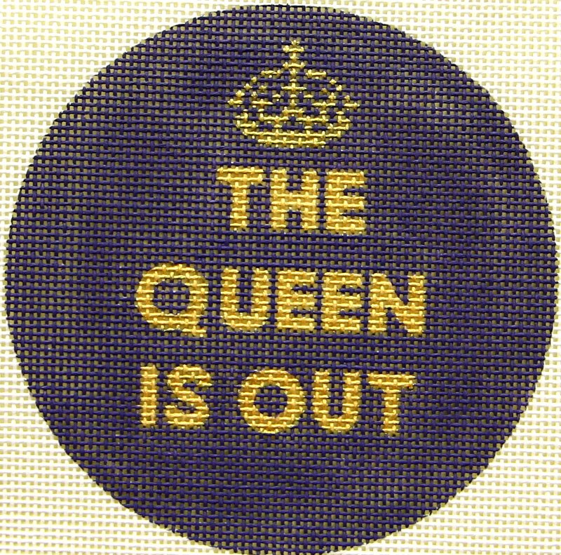 70645 Queen is Out