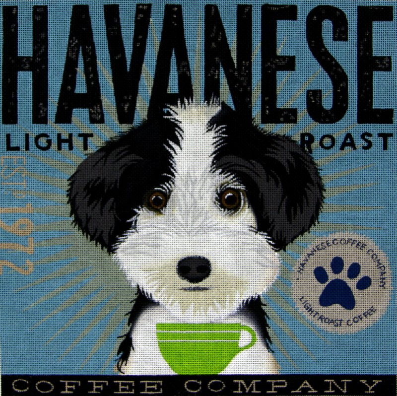 TCSF136 Havanese Coffee