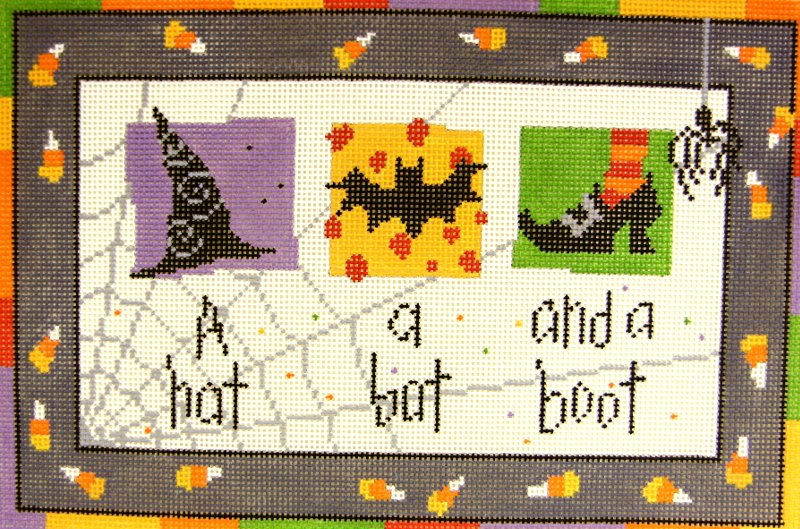 PET020 A Hat  A Bat  A Boot