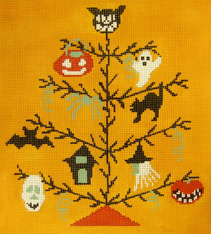 LM-PL 15 Halloween Tree