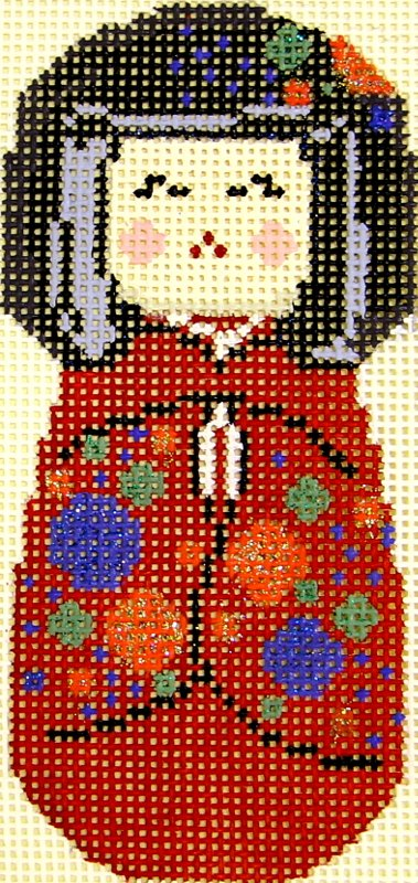 CA005 Chinese Girl Doll