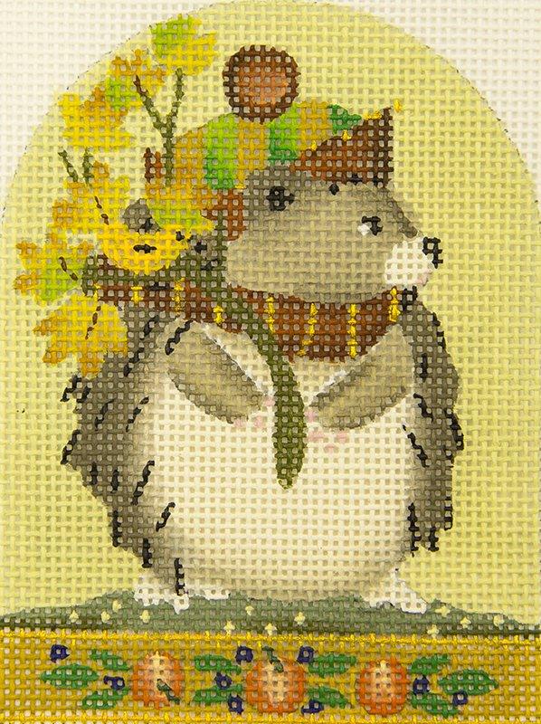 1800F Porcupine w/Leaves