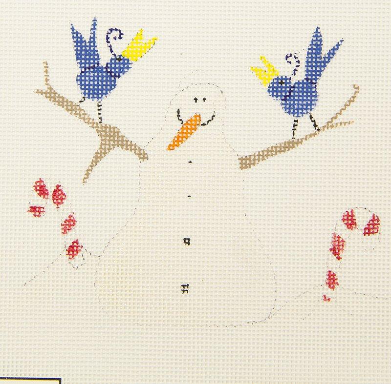 Blue Bird Frosty