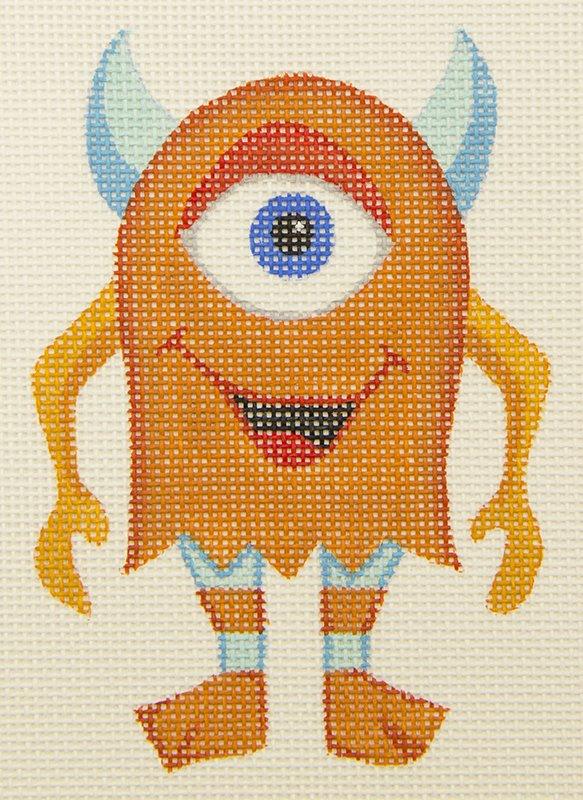HO1138 Orange Monster One Eye