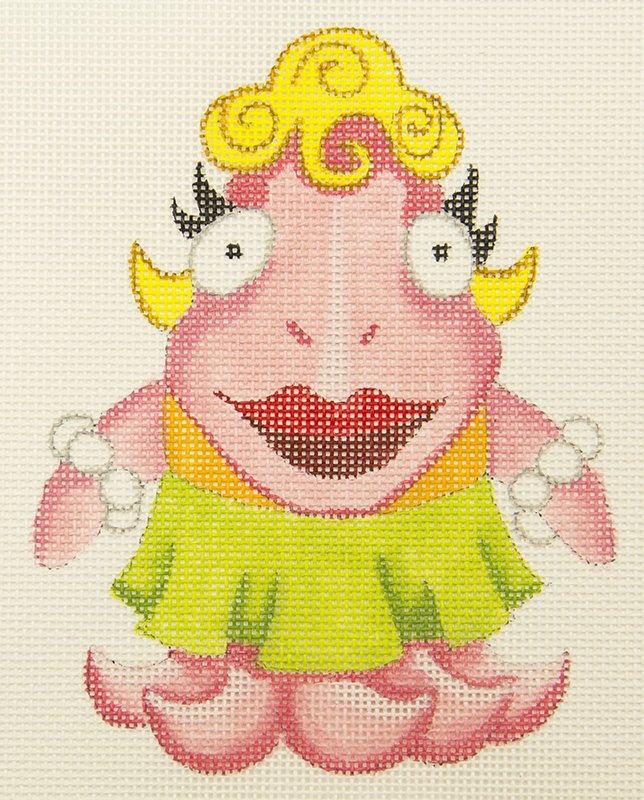 HO1187 Pink Alien