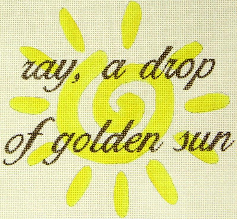 CSAY16 Ray Golden Sun