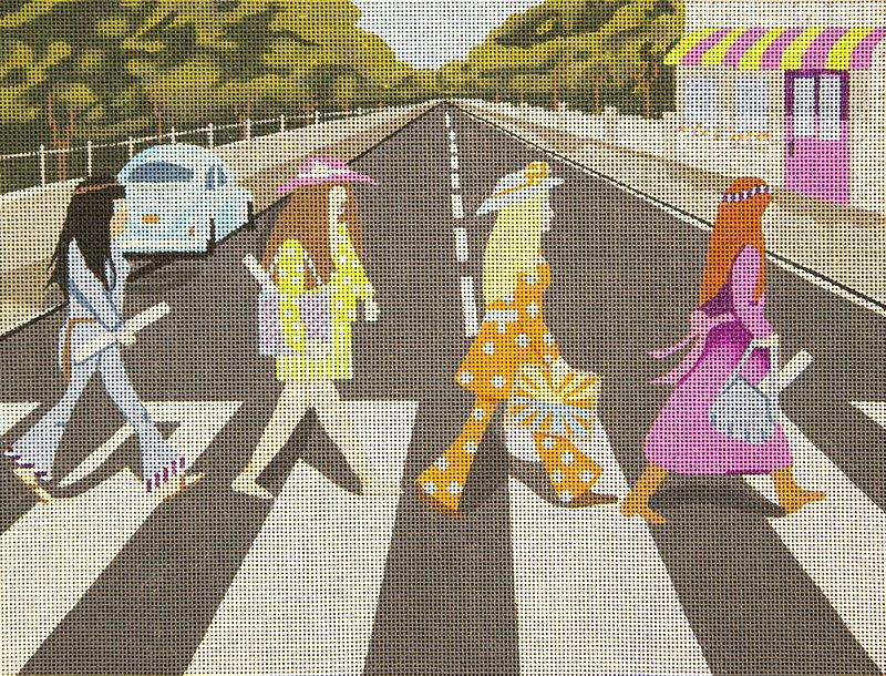 PP869 Abby Road Girls