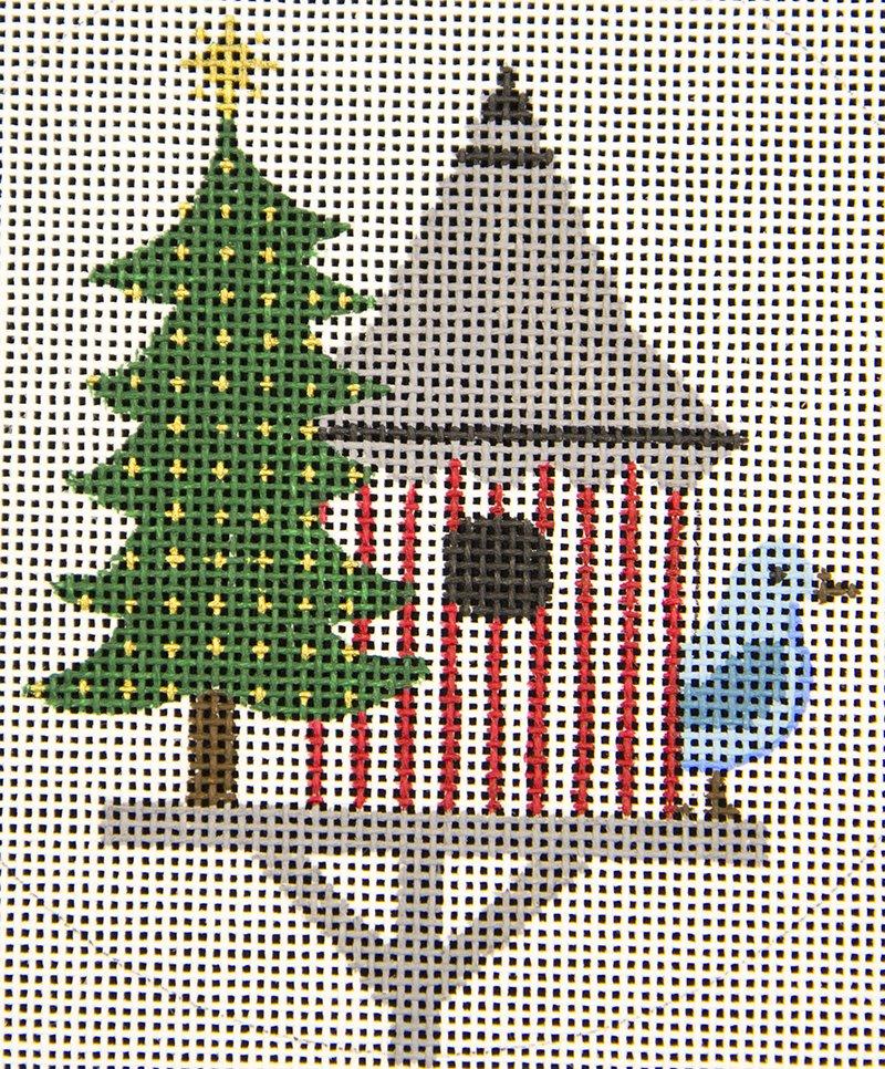 X114 Birdhouse Red Striped