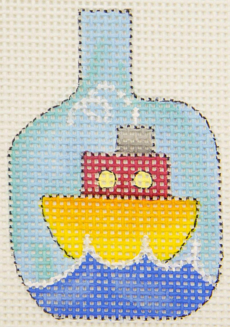 BOT106D Wee Bottle Boat