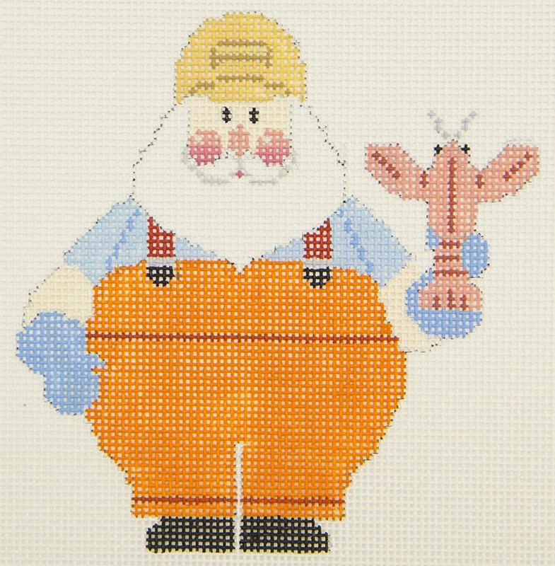 CD828 Lobster Santa