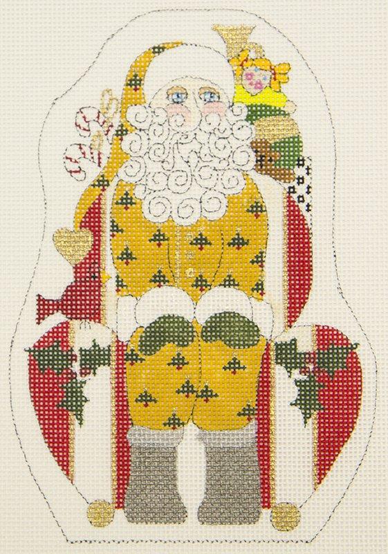 Armchair Santa
