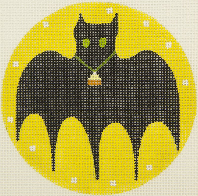 MS1690D Bat on yellow round