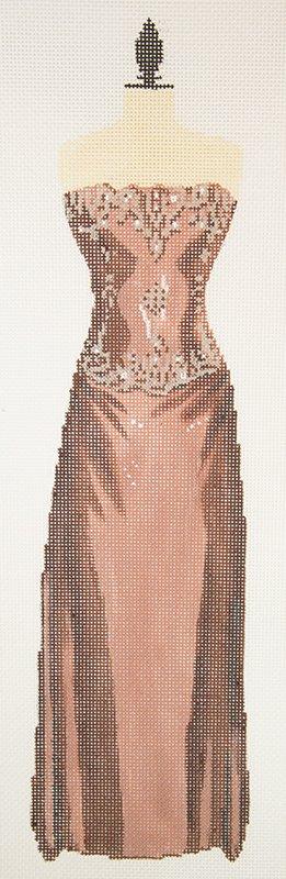 C508I Copper Dress