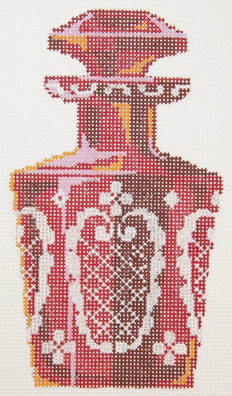LL150M Perfume Bottle Red