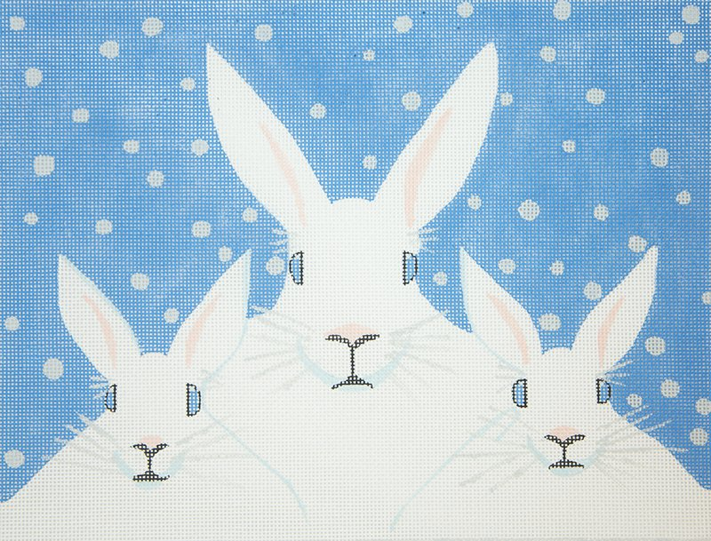 JTMAG Winter Bunnies