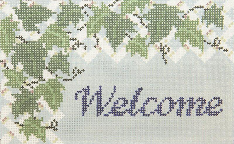 821 Welcome Ivy Trellis