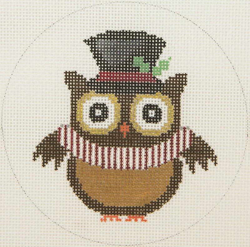 JPX205 Top Hat Owl
