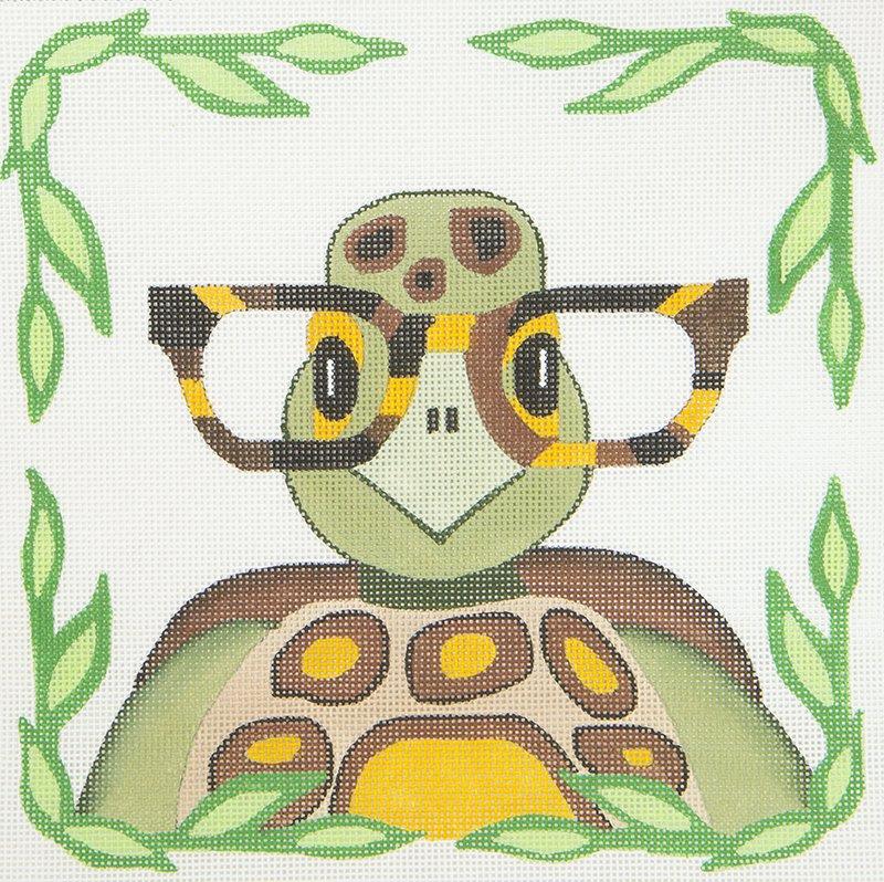 ZIA17 Turtle in Glasses