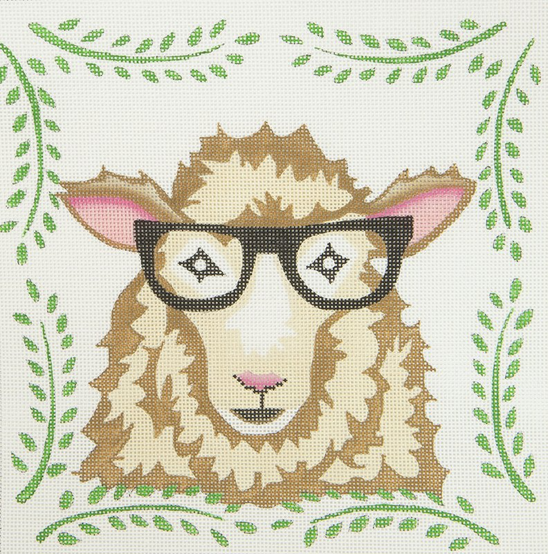 ZIA56 Sheep in Glasses