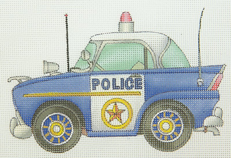 TBPV01 Police Car