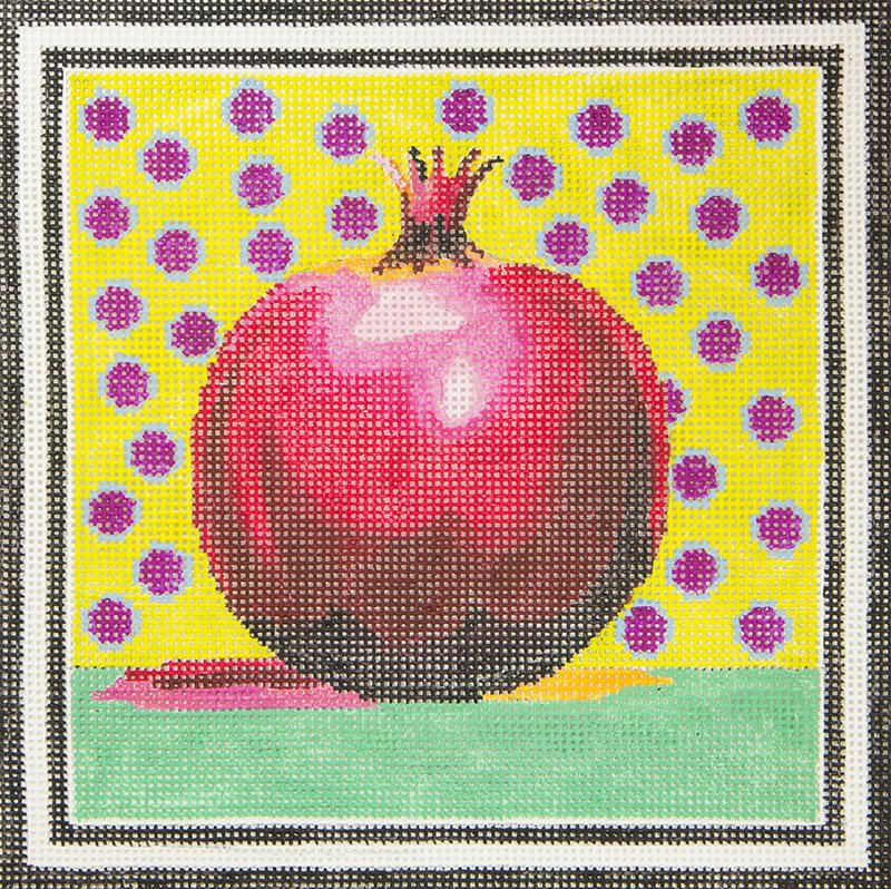 CPFF241 Pomegranate with Dots