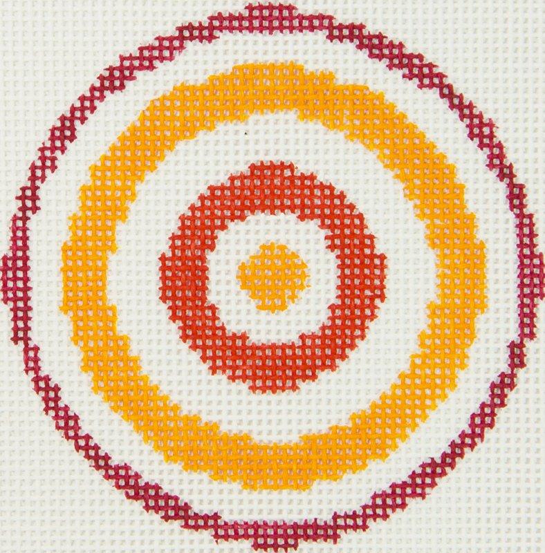 JLCR002 Bull's Eye Target