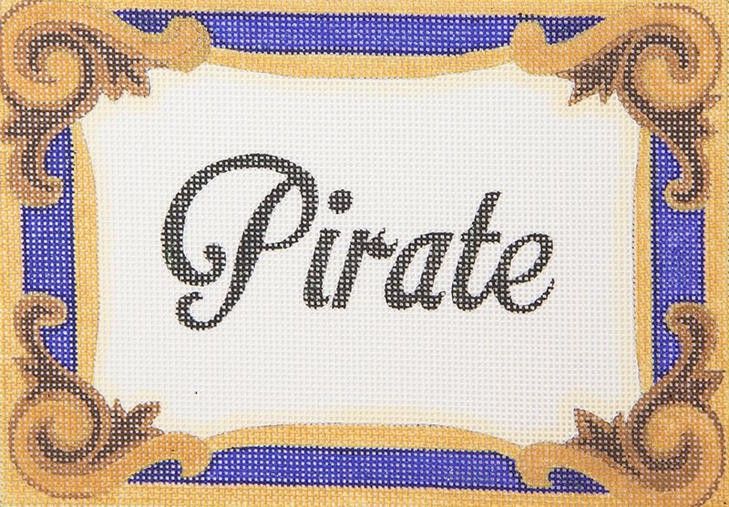 HGO936 PIRATE Sign